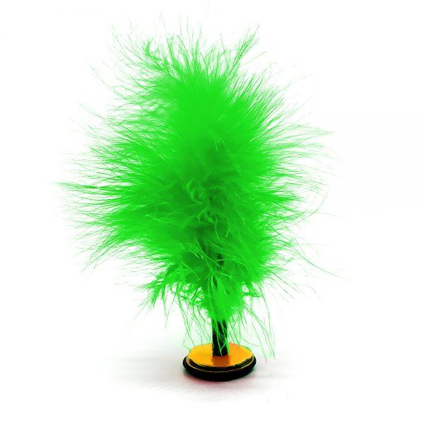 federfußball artistik grün